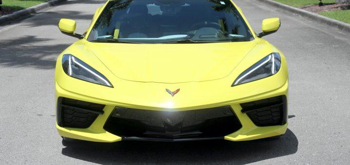 Chevy Corvette Sees Impressive Q3 Sales, Ranks First Among Premium Sports Cars