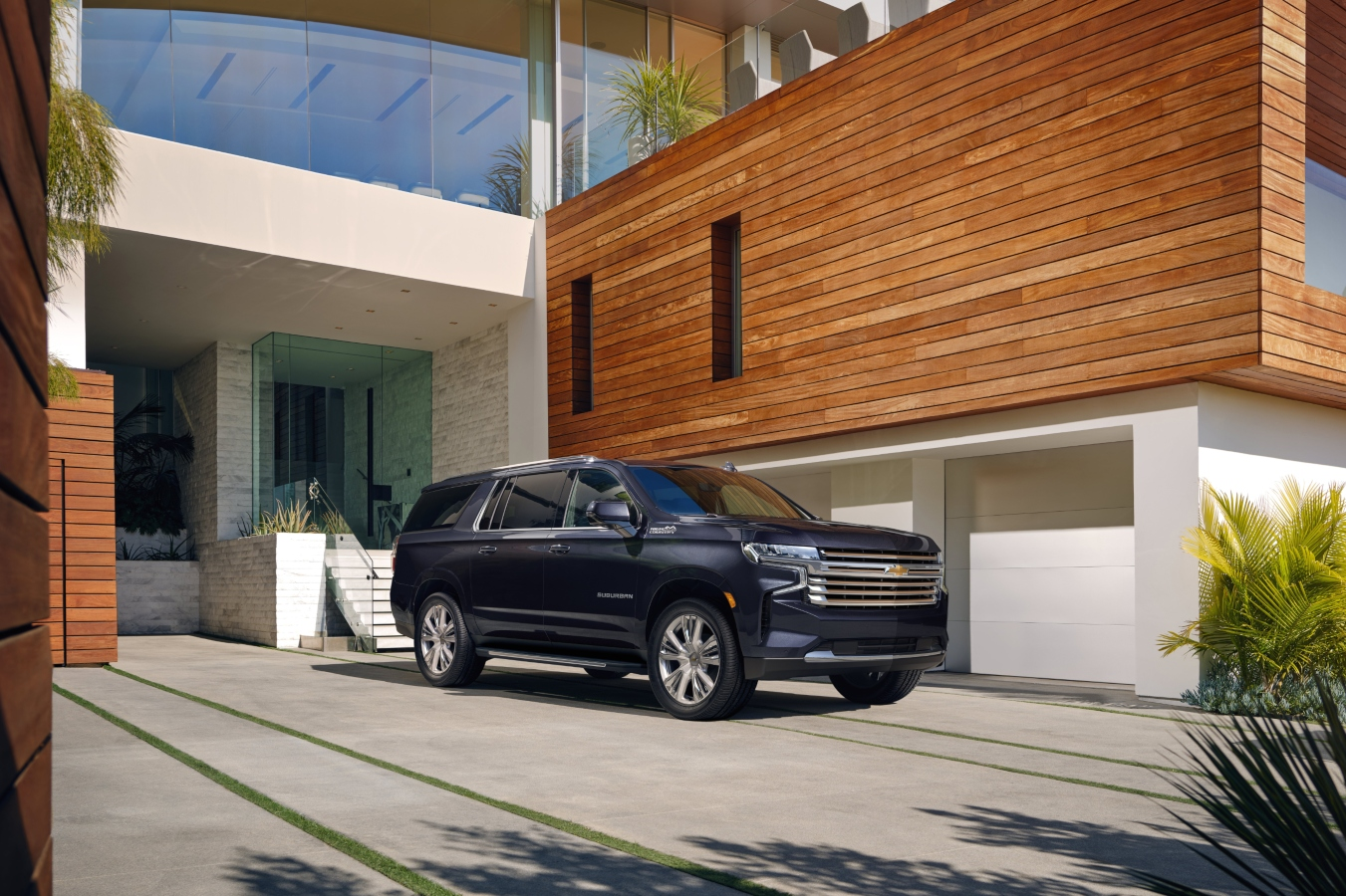 The 2022 Chevy Tahoe and Suburban Dare To Indulge You Just A Bit More