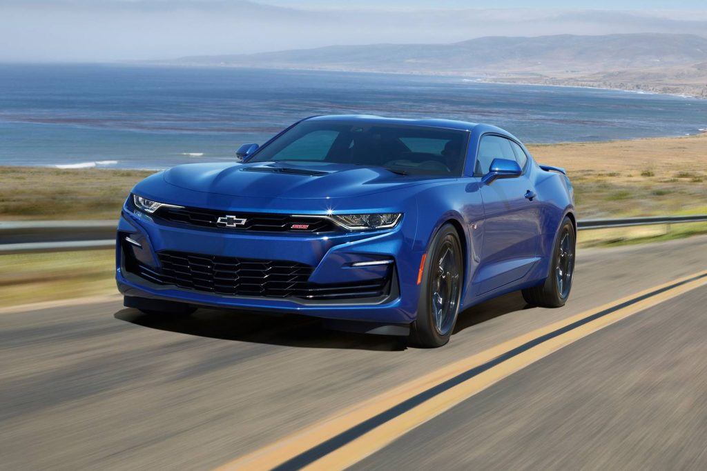 Chevrolet to Retire the Camaro With Final Collector's Edition Package