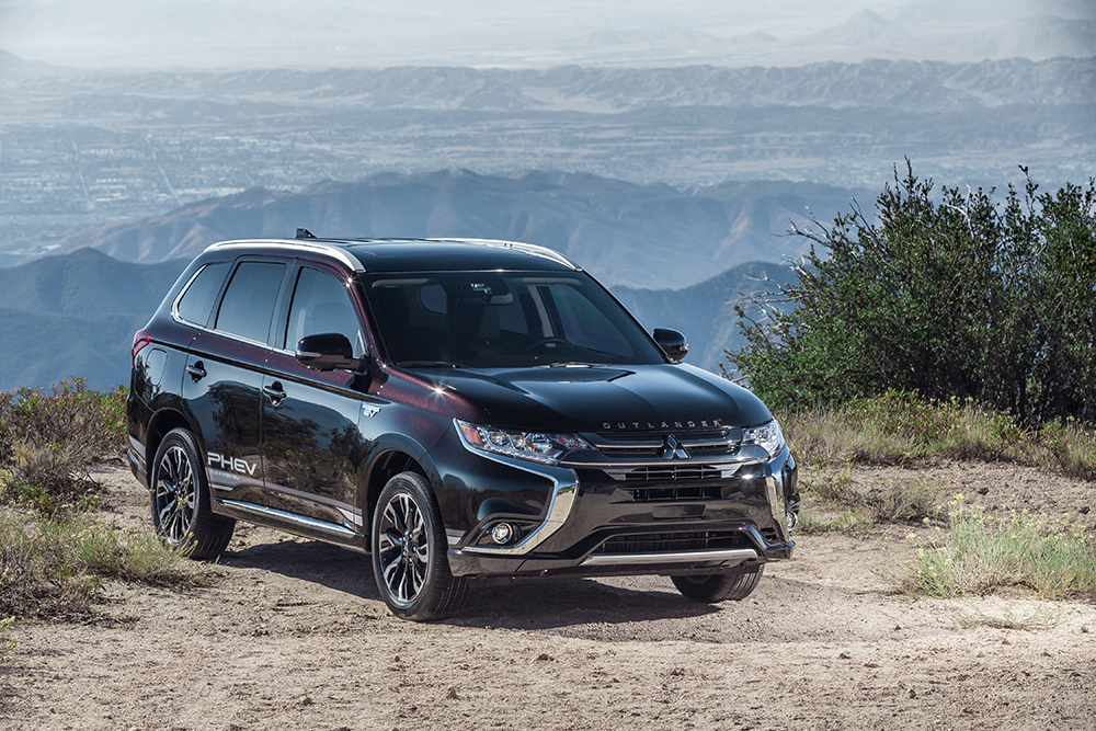 The Mitsubishi Outlander PHEV - Not Your Typical Plug-in Hybrid