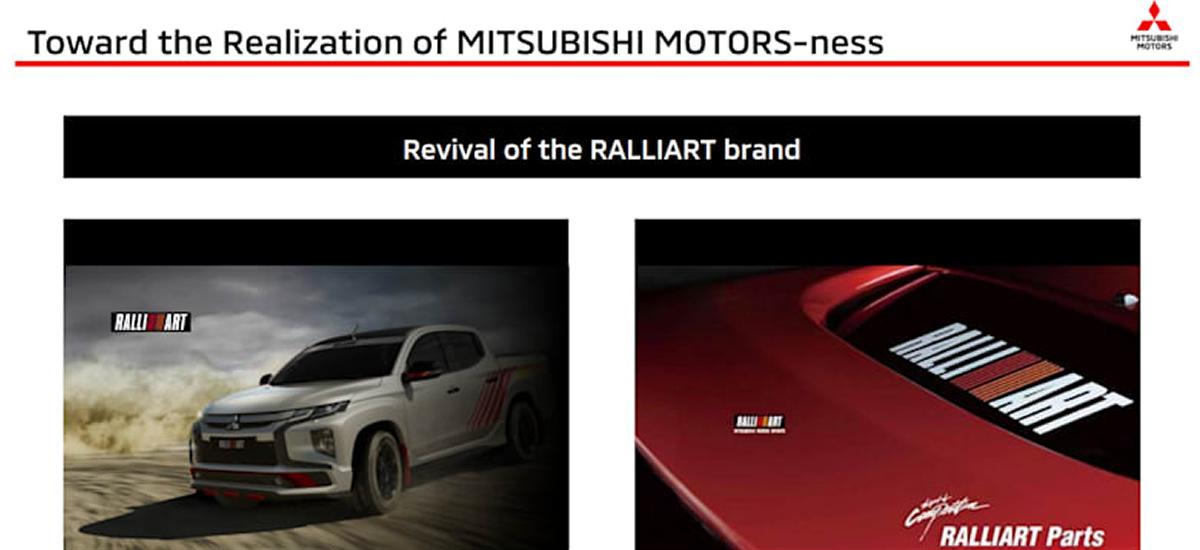 Is Mitsubishi Ralliart Making a Comeback?