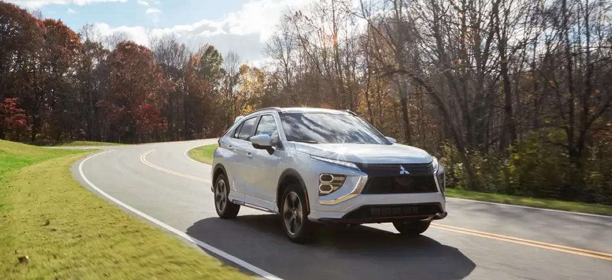 2021 AutoPacific VSAs Award Mitsubishi Eclipse Cross