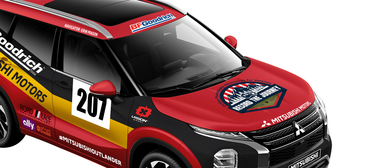 Mitsubishi Enters 2021 Rebelle Rally with 2022 Outlander