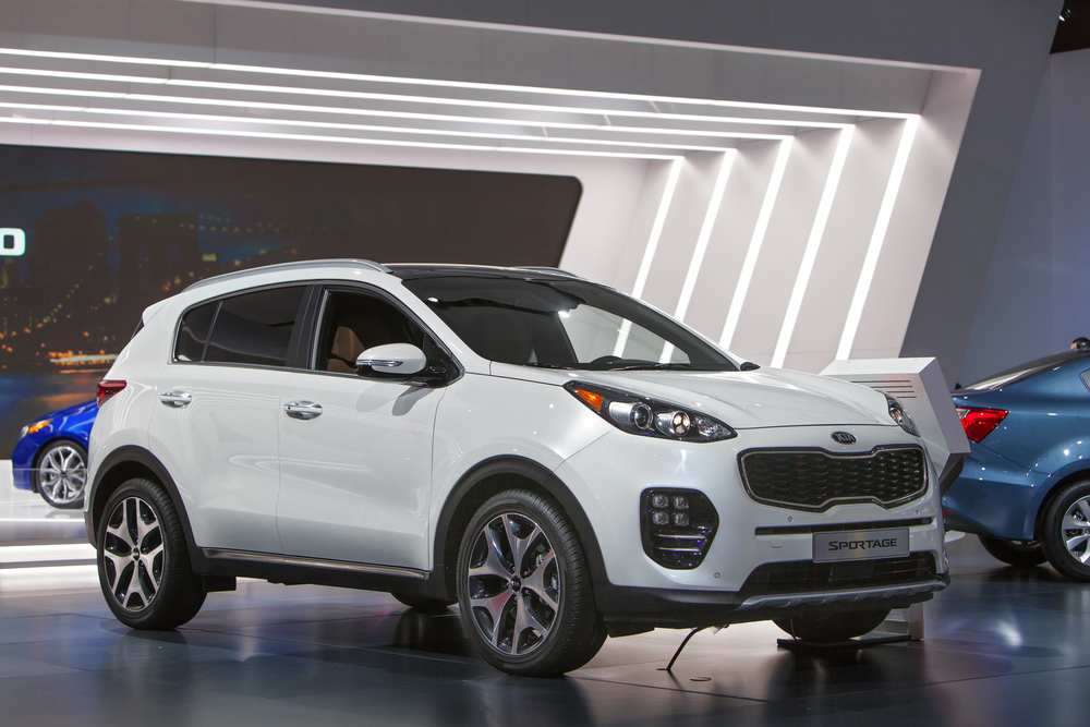 Two Revamped 2017 Kia SUVs are Taking Home Awards