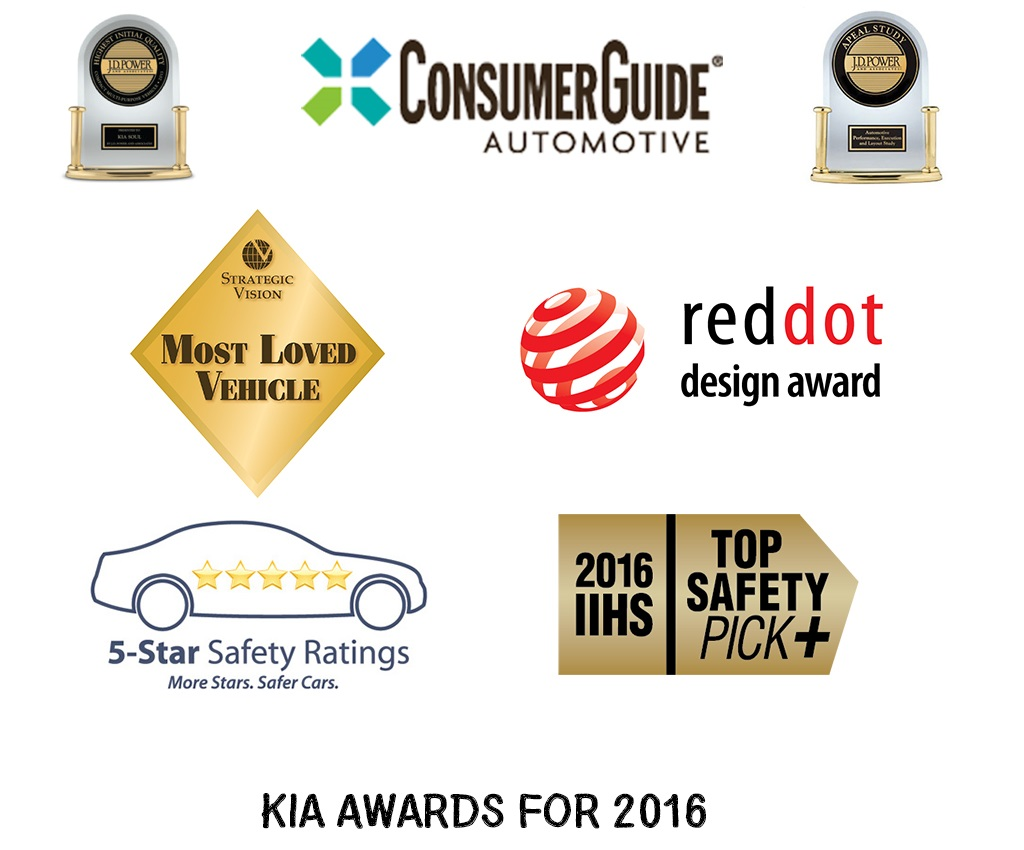 Miami Lakes Kia Awards