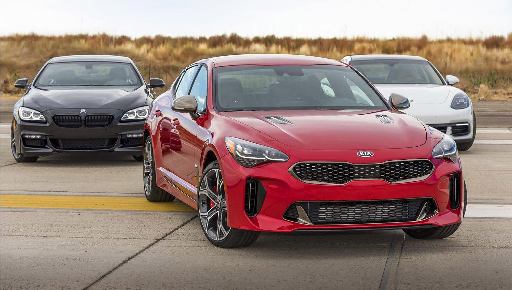 Fast and Expensive Cars that Can't Match the 2018 Kia Stinger