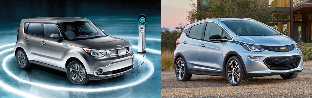 Kia and Chevrolet Are the Best Options for an EV
