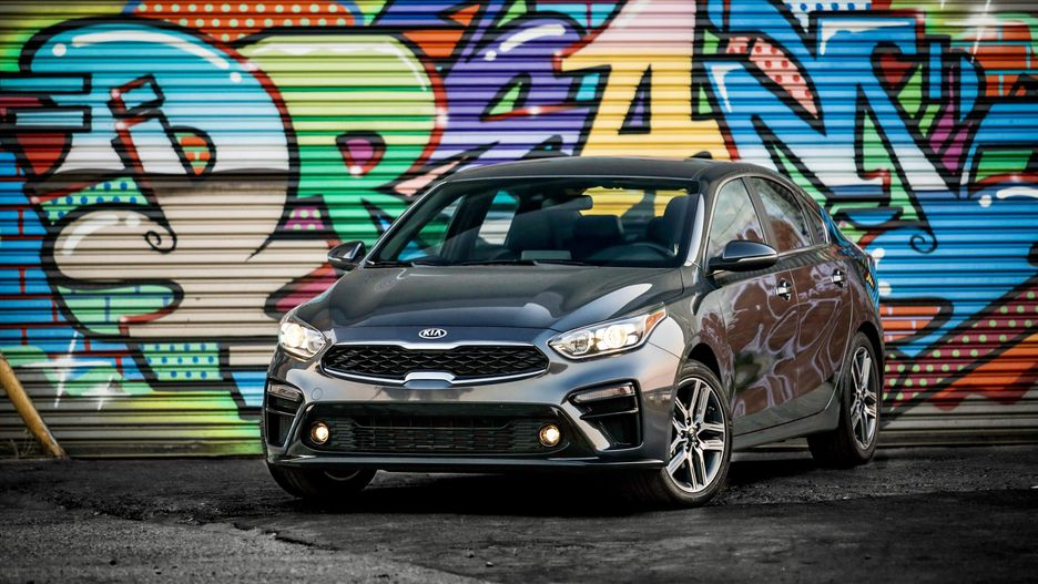 A New Refreshed 2019 Kia Forte Is a Great Catch