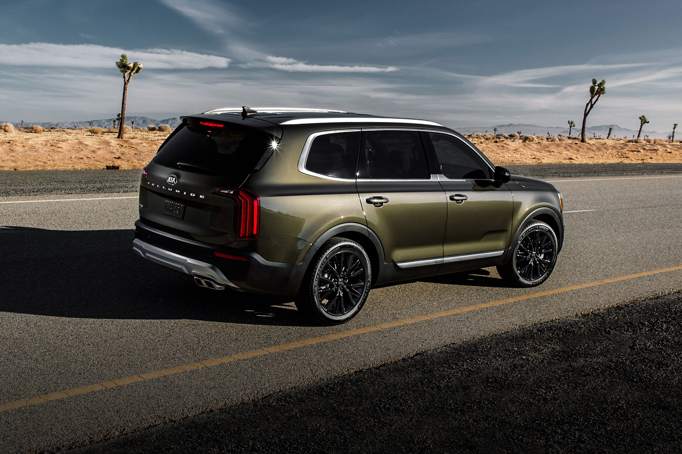 The Kia Telluride is a Game Changer