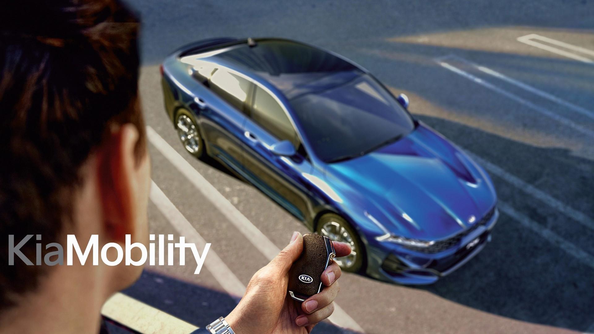 Kia Motors Launched KiaMobility Service