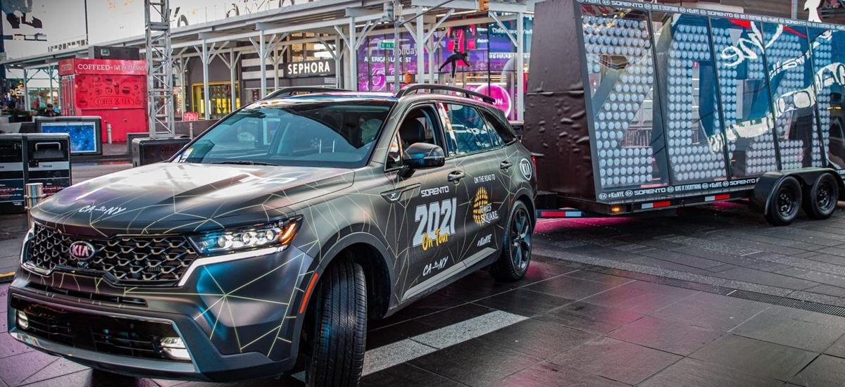 Kia Motors America and the Community in 2020