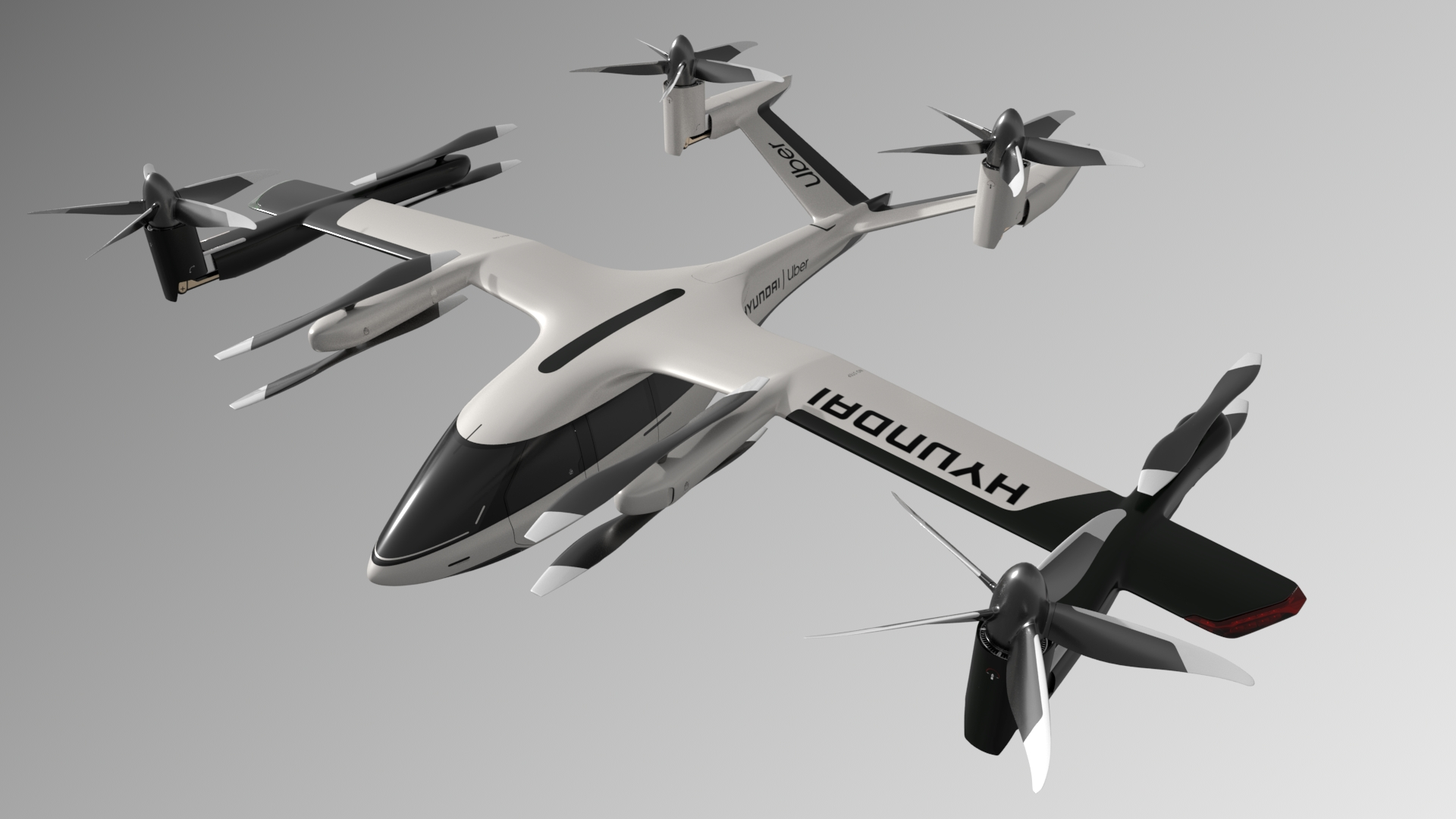 """Urban Air Mobility Vision by The Group Named """"Best Innovations in 2020"""""""