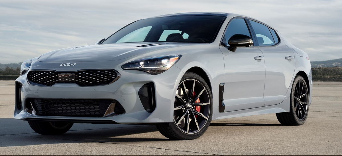 The High Point of the Kia Stinger