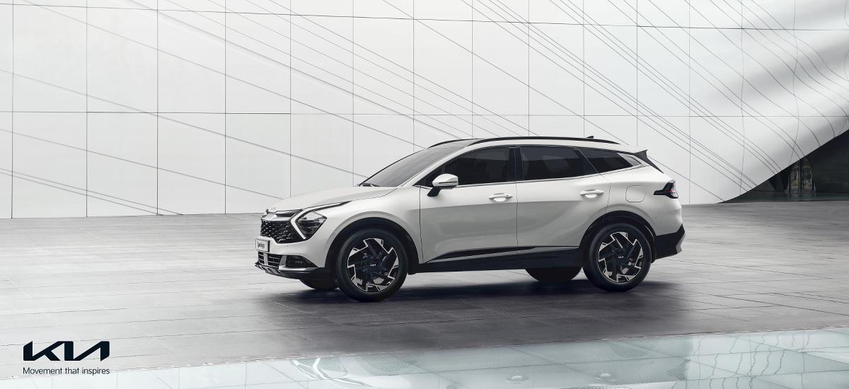 Kia Motors Reveals All-New Kia Sportage