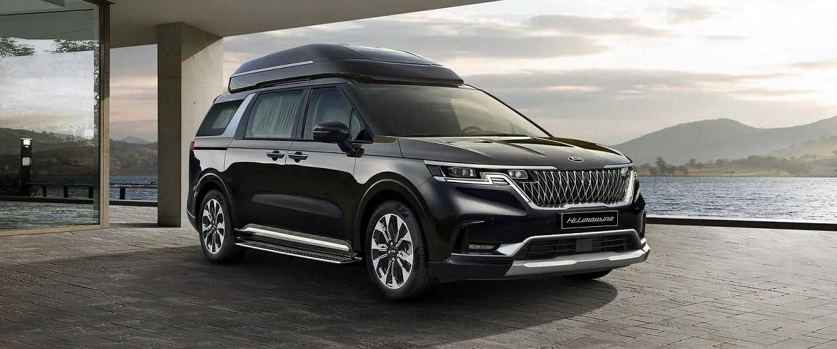 Kia Corp Increases Luxury Options with the Kia Carnival MPV