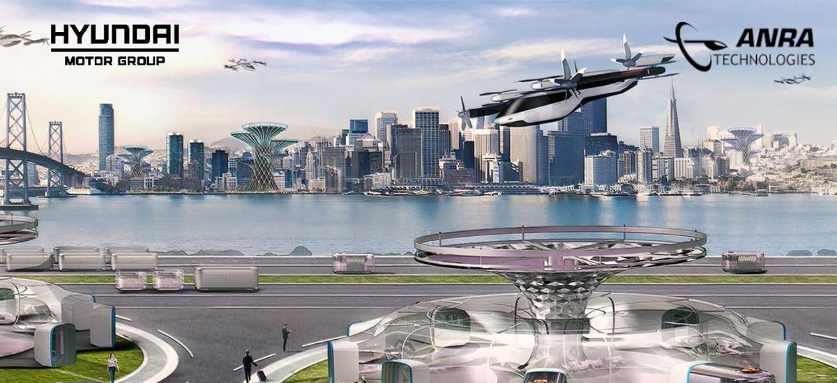 New Partnership for Hyundai, Kia, and Uber Air Taxi