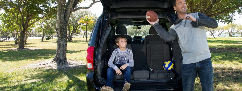 Miami Lakes Automall Dodge Grand Caravan Tailgate