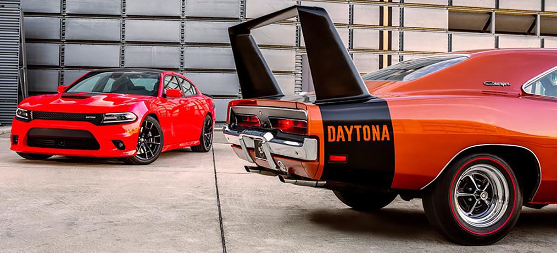 2017 Dodge Charger-Daytona-392-and-1969-Dodge-Charger-Daytona Miami Lakes Automall