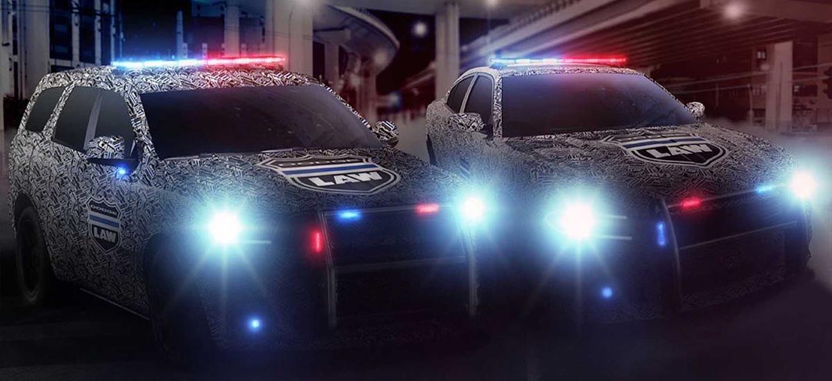 Criminals Lookout! 2021 Dodge Pursuit Lineup Orders Start Next Month