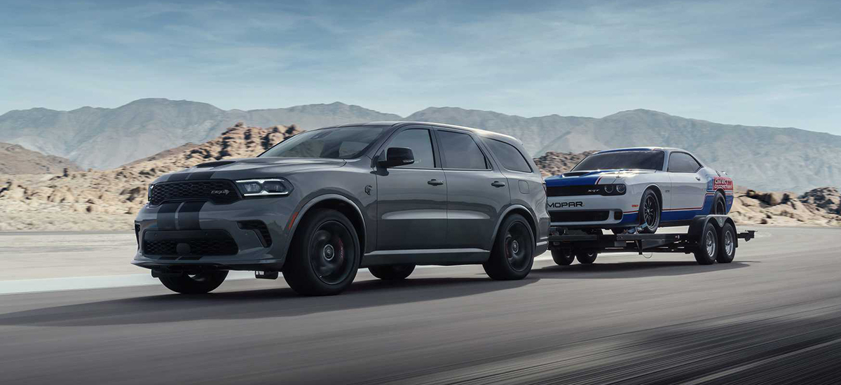Impressive Changes Added For Every Trim of the 2021 Dodge Durango