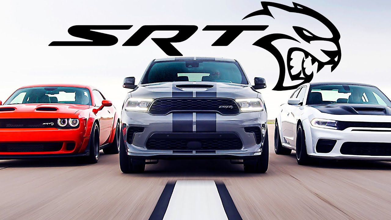 Dodge Pushes Street Racing Technology To New Heights