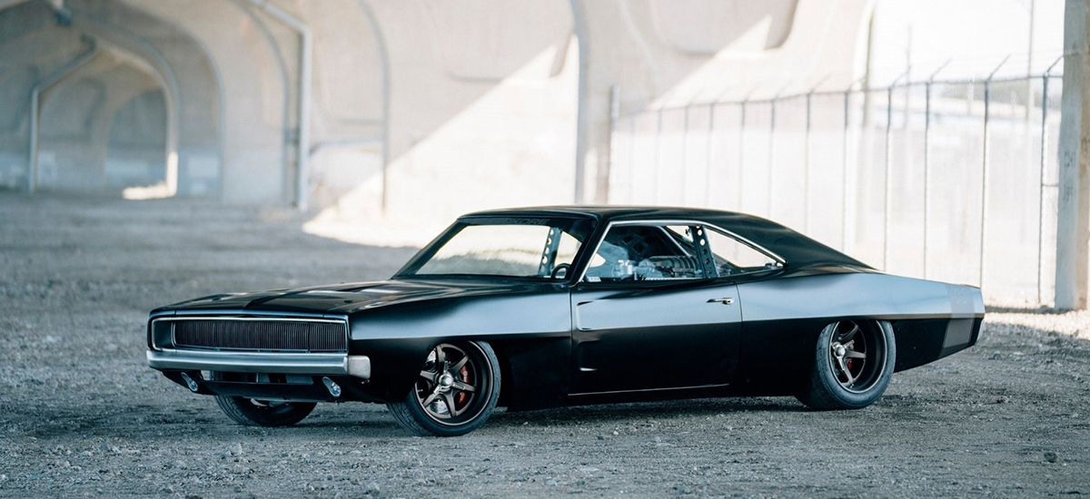 Dodge SpeedKore Creation Shows Up In Fast and the Furious 9