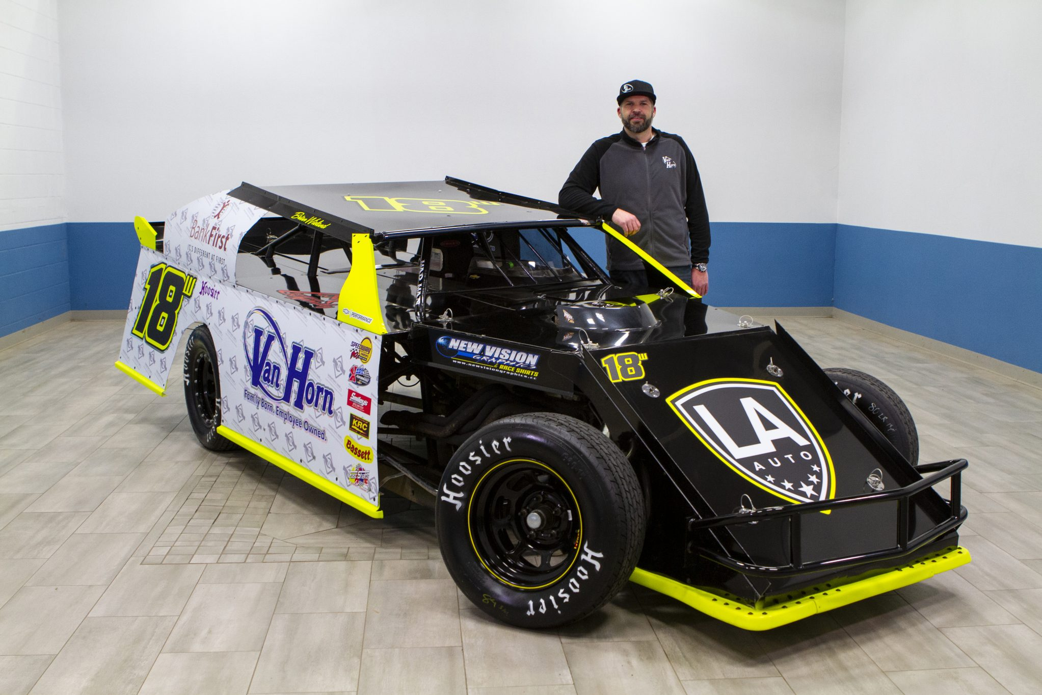 Van Horn Auto >> Wieland Races For Recovery Van Horn Automotive Group