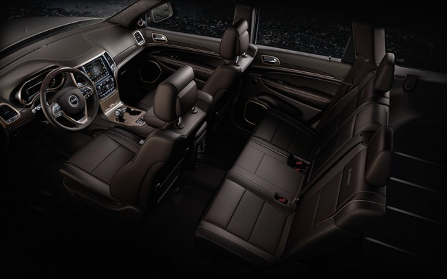 Marvelous Looking For A Great Family Vehicle? The Jeep Grand Cherokee Has It All! » 2014  Jeep Grand Cherokee Interior