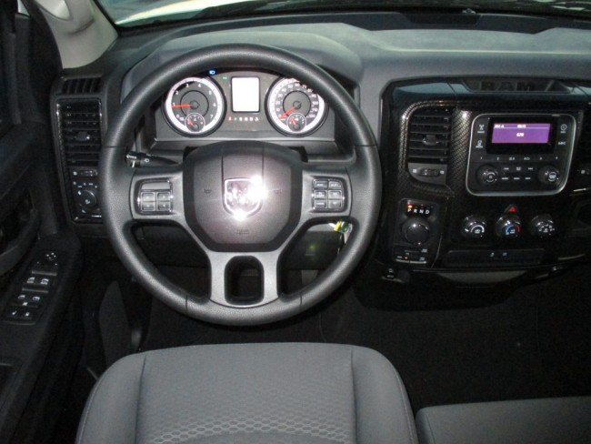Check Out Our Ram 1500 Phantom Edition By Rocky Ridge! » Rocky Ridge Upfit  Carbon Fiber Interior