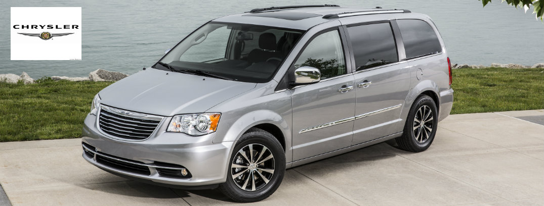 2016 Chrysler Town U0026 Country Trim Comparison