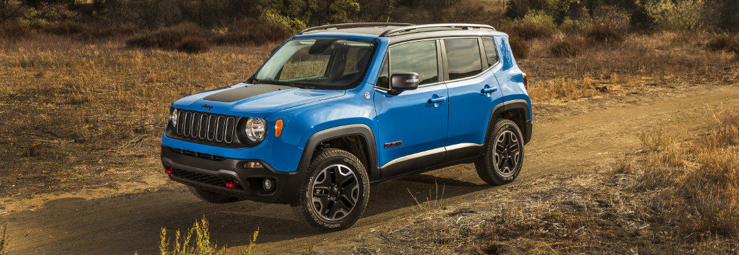 Does My Jeep Renegade Have Keyless Entry?