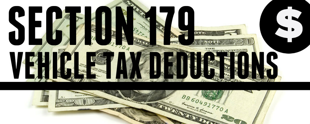 What Cars Qualify for 2015 Section 179 Tax Deductions?