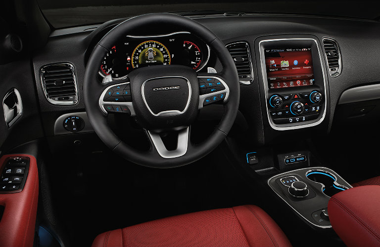 Brass Monkey Package For 2016 Dodge Durango » 2016 Dodge Durango Interior _o