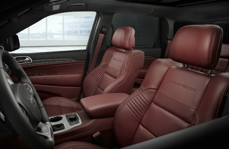 2018 Jeep Grand Cherokee Interior Image Gallery » 2018 Jeep Grand Cherokee  Interior B2_o