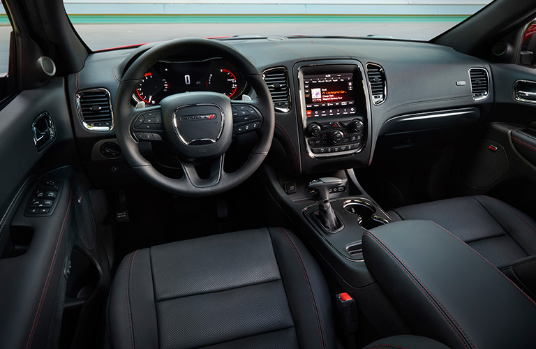 Dodge Durango Citadel >> 2018 Dodge Durango Interior Features