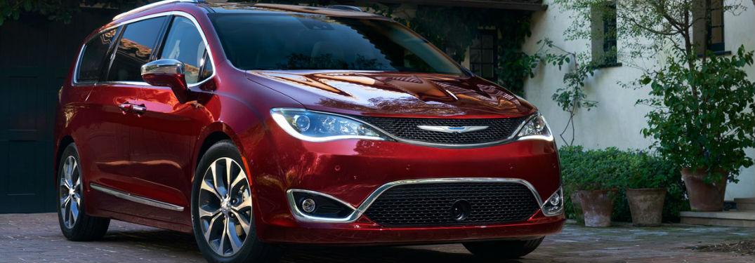 Check out the award-winning 2018 Chrysler Pacifica Hybrid!