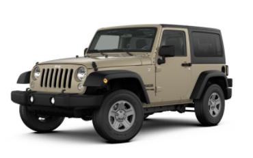 2018 Jeep Wrangler Jk Color Options
