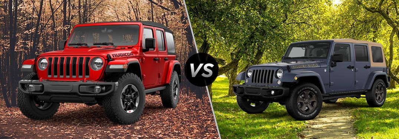 Difference Between Wrangler Models >> Palmen Dodge Chrysler Jeep RAM of Racine - Official Blog