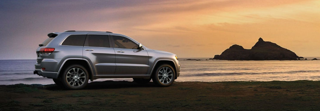 Exceptional ... 2018 Jeep Grand Cherokee Safety Features