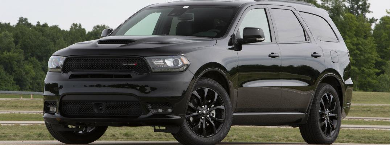 2019 Dodge Durango Trim Level Comparison Palmen Dodge Chrysler