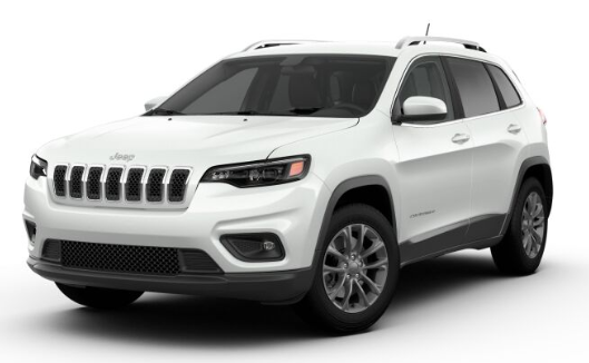 2019 Jeep Cherokee Bright White