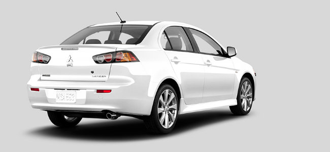 Changes to 2015 Mitsubishi Lancer