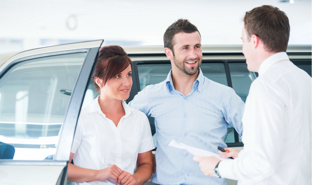How to start your car search