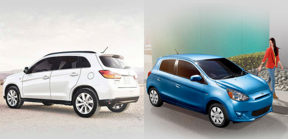 Best Mitsubishi vehicles for students, commuters