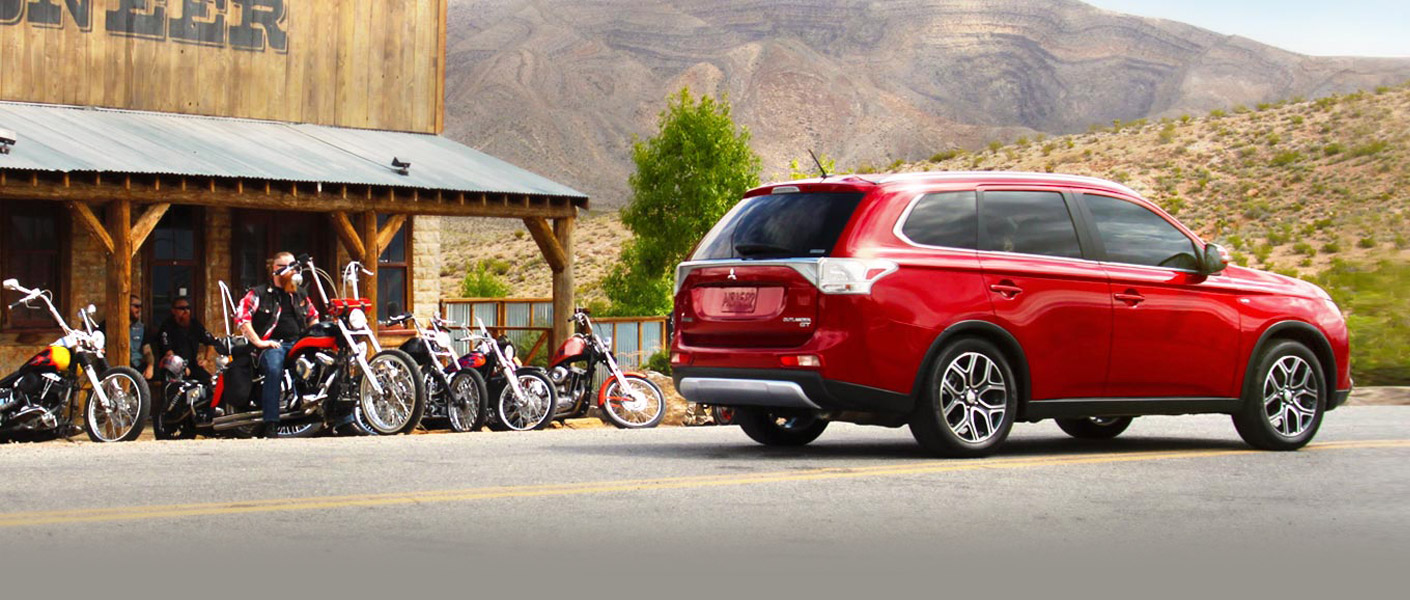 2015 Mitsubishi Outlander vs. 2015 Chevy Equinox