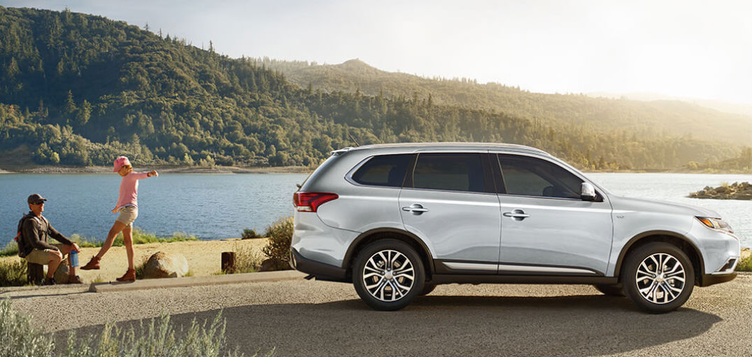 Summer road trip in your 2016 Mitsubishi Outlander