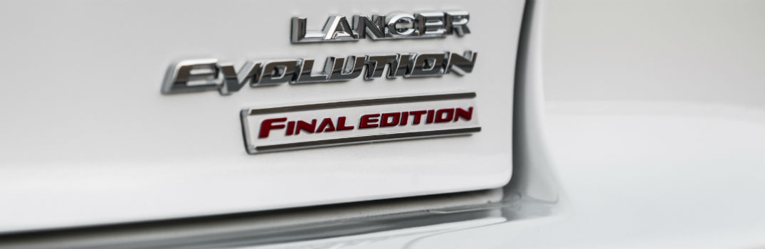 What Will Replace the Mitsubishi Lancer Evo?
