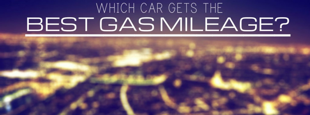 Best Gas Mileage Used Cars Ever
