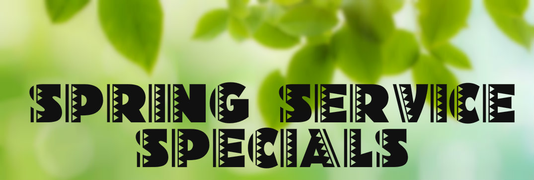 spring car maintenance specials in chicago