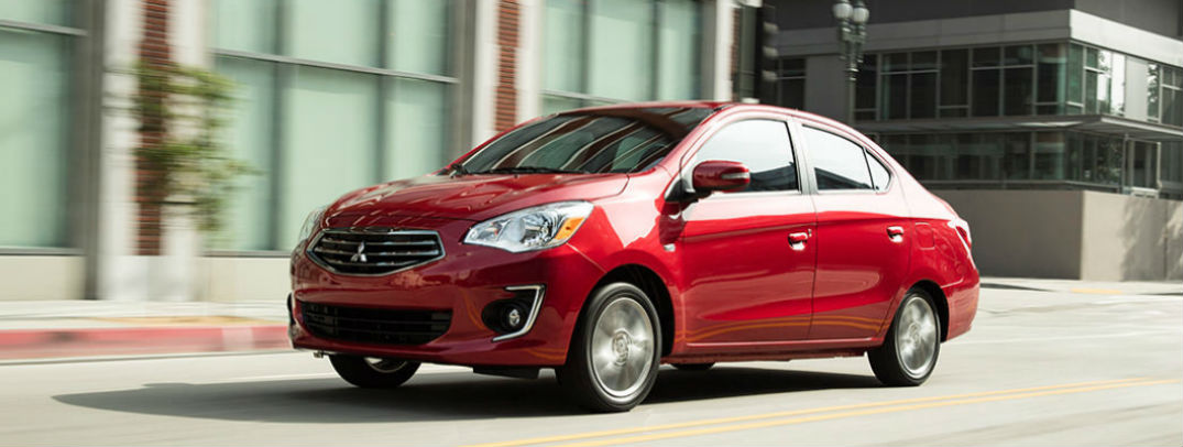 2017 Mitsubishi Mirage G4 Price And Features